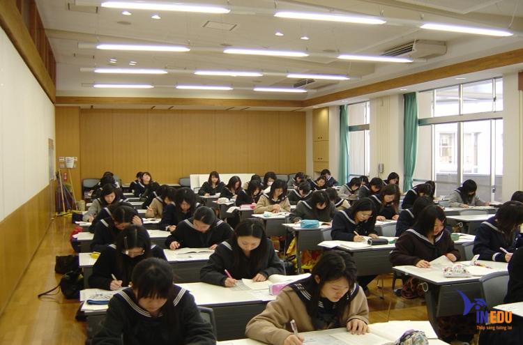 Học tập tại Nhật