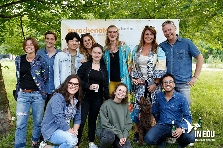 Lựa chọn trường Sprachen Berlin mang đến nhiều cơ hội