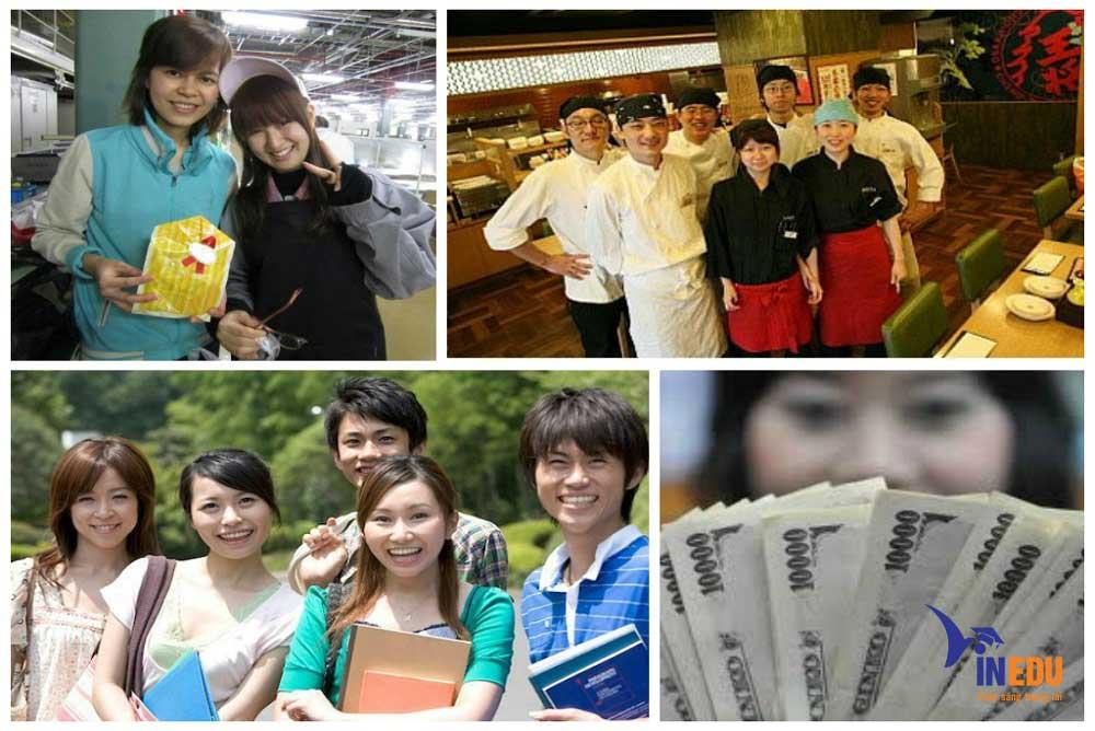 Quy định về làm thêm khi du học Nhật Bản