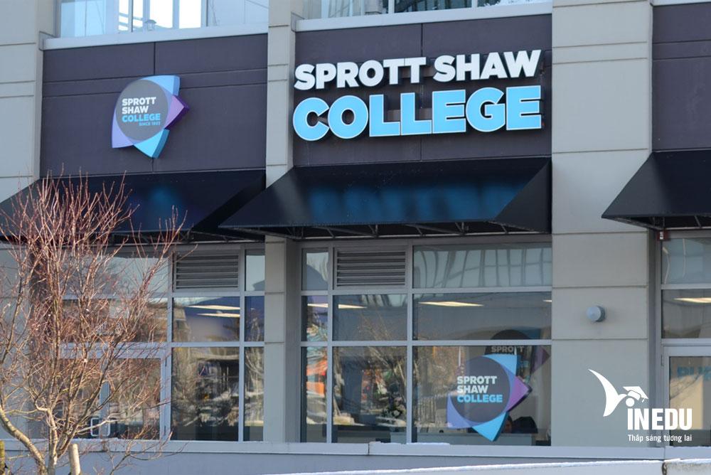 Sportt Shaw College – Lựa chọn tốt khi du học Canada