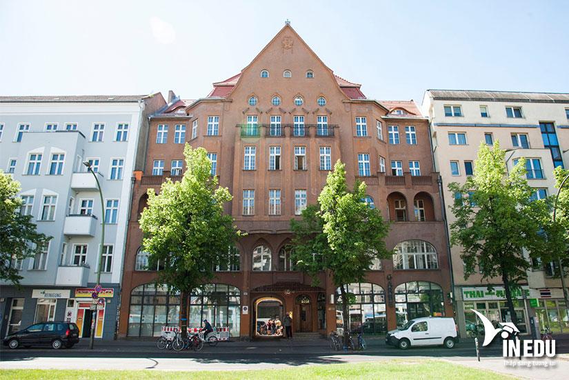 Trường Đức ngữ Sprachen Berlin - ngôi trường đào tạo ngôn ngữ hàng đầu
