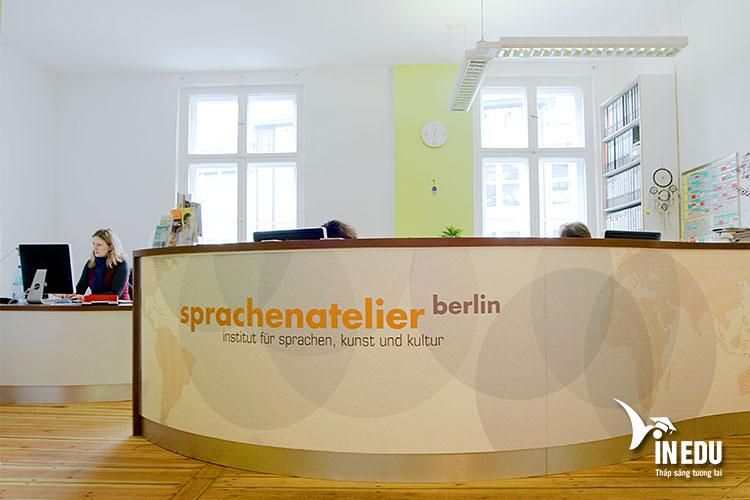 Trường Đức ngữ Sprachen Berlin là trường đào tạo ngôn ngữ hàng đầu tại Đức
