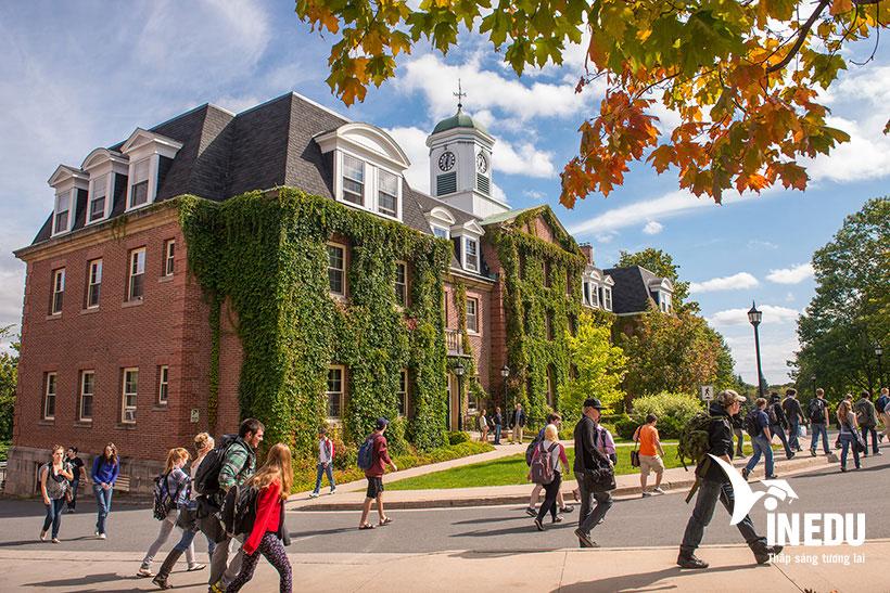 Top 10 trường đại học hàng đầu Canada năm 2018