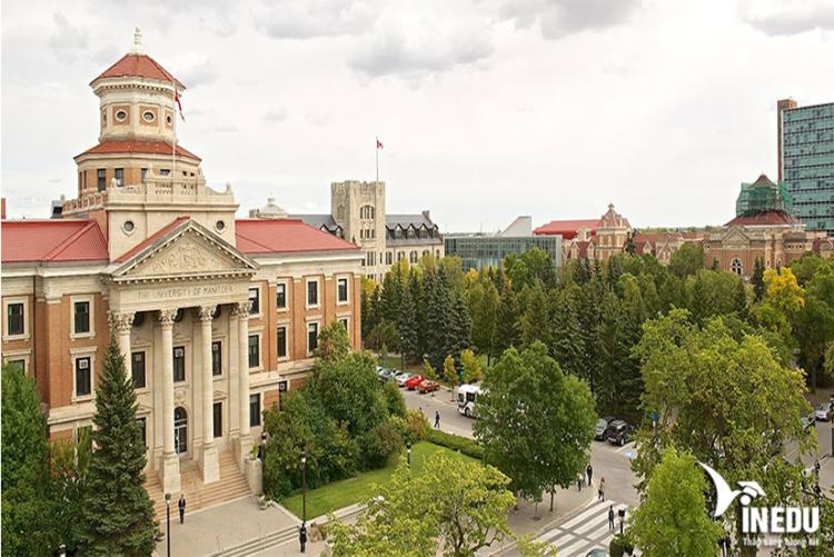 Vì sao University of Manitoba lại thu hút sự chú ý của hàng ngàn sinh viên mọi nơi