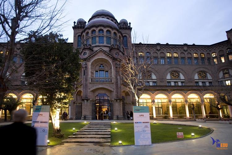 Đại học Autonoma of Barcelona có những đối tác tin cậy và nổi tiếng