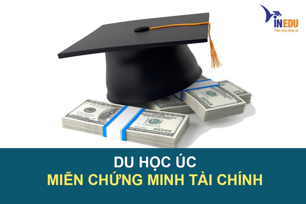 Học phí và học bổng của Top trường Úc miễn chứng minh tài chính