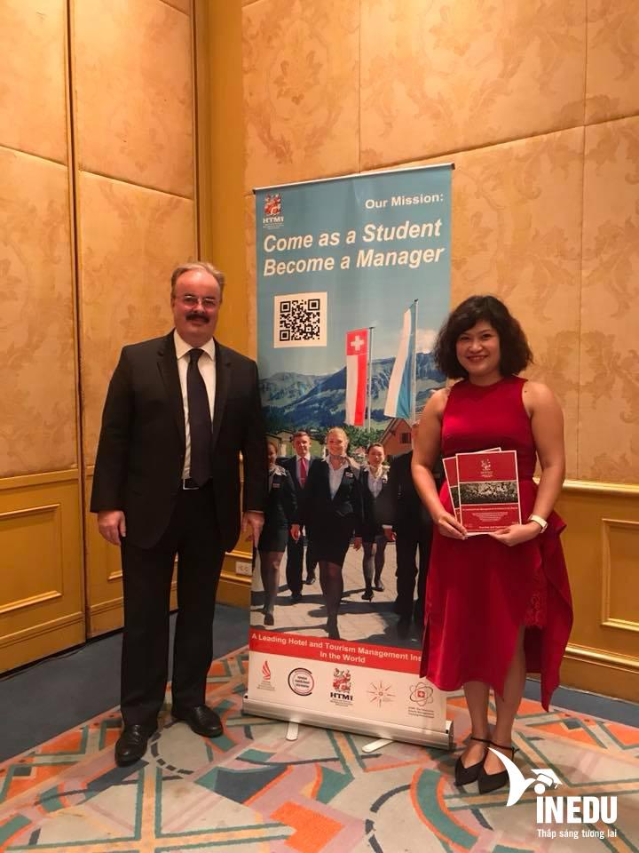 Phỏng vấn trực tiếp học bổng trường HTMi - Du học Thụy Sĩ 2018