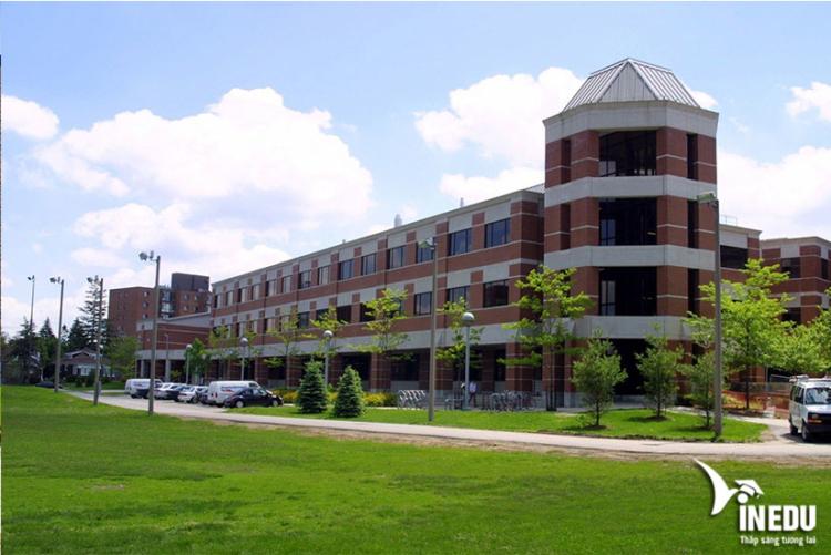 Thông tin chung trường đại học Laurier