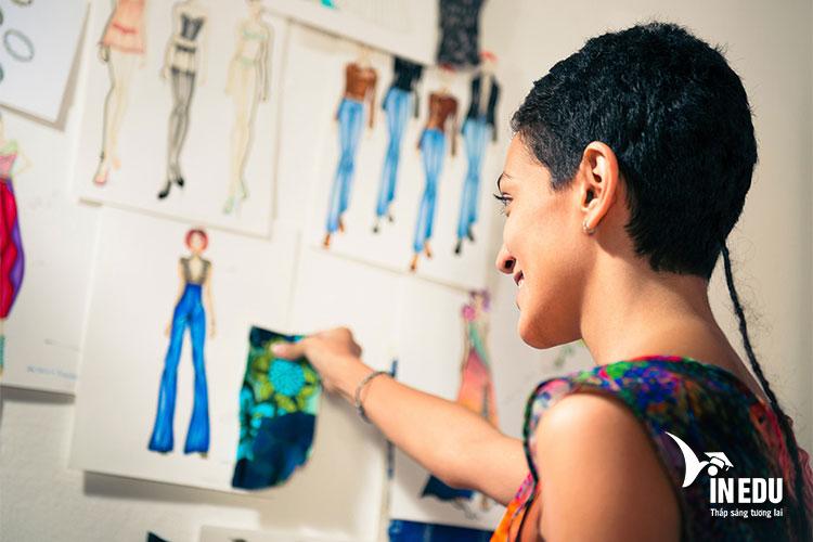 Cần rất nhiều yếu tố để trở thành 1 nhà thiết kế thời trang