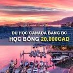 Đại học Canada West tuyển sinh – Học bổng lên tới 20.000CAD