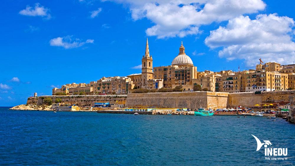 Du học Malta, lấy bằng Anh Quốc với tỷ lệ đậu visa 100%