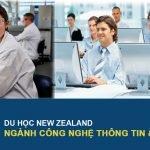 Du học New Zealand ngành Dược, IT - Học bổng 12.000$