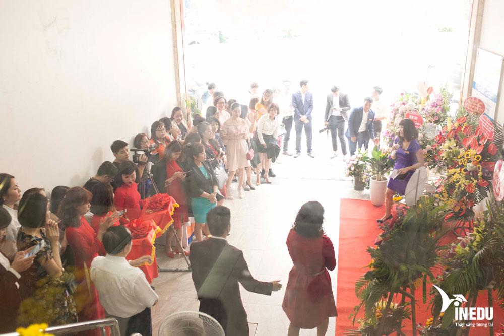 HOT – Toàn cảnh Lễ khai trường văn phòng thứ 5 của VinEdu