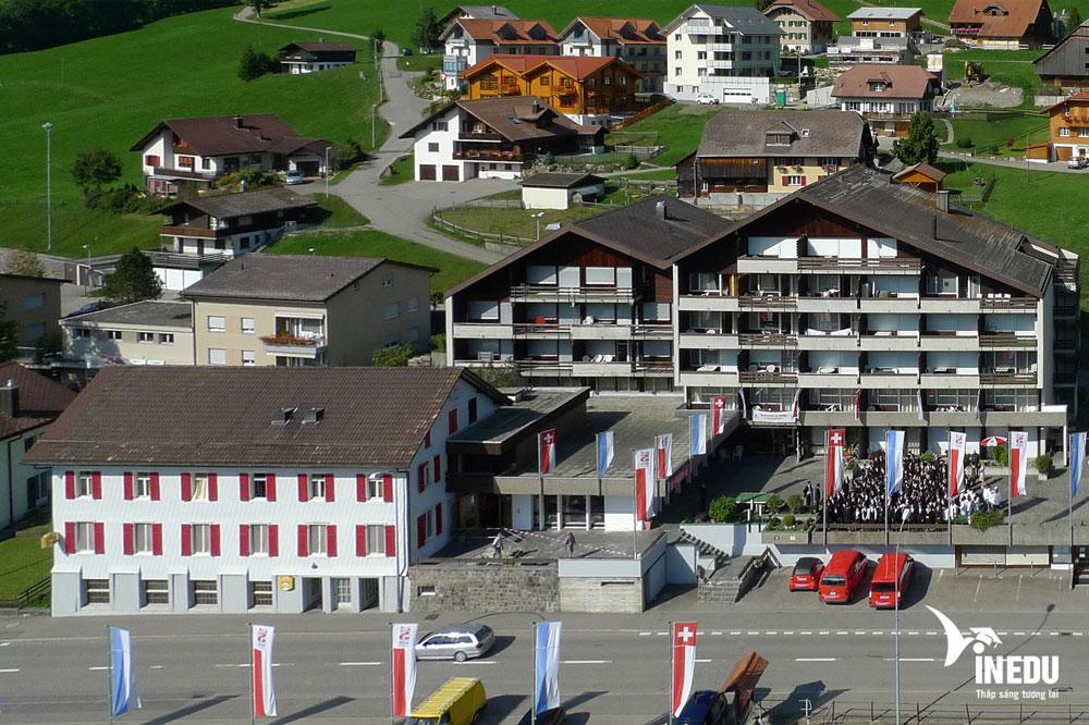 Phỏng vấn học bổng trường HTMi Thụy Sỹ với học bổng 5.000CHF