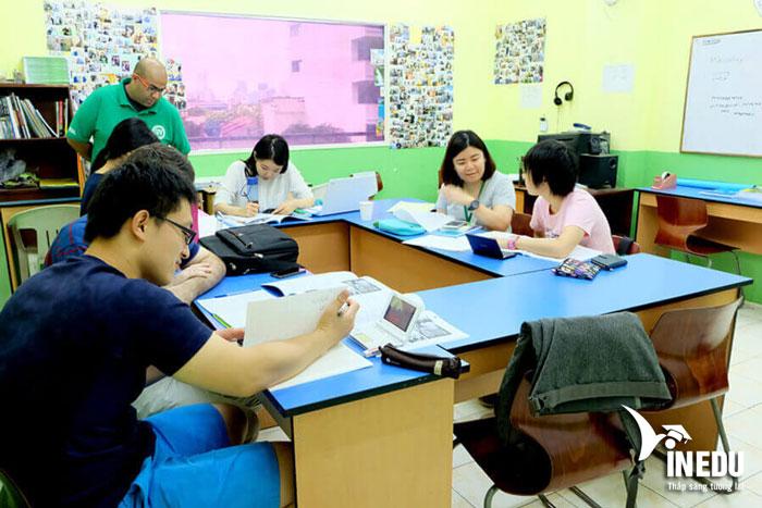 ZA English – Học tiếng Anh chuẩn theo nhu cầu du học