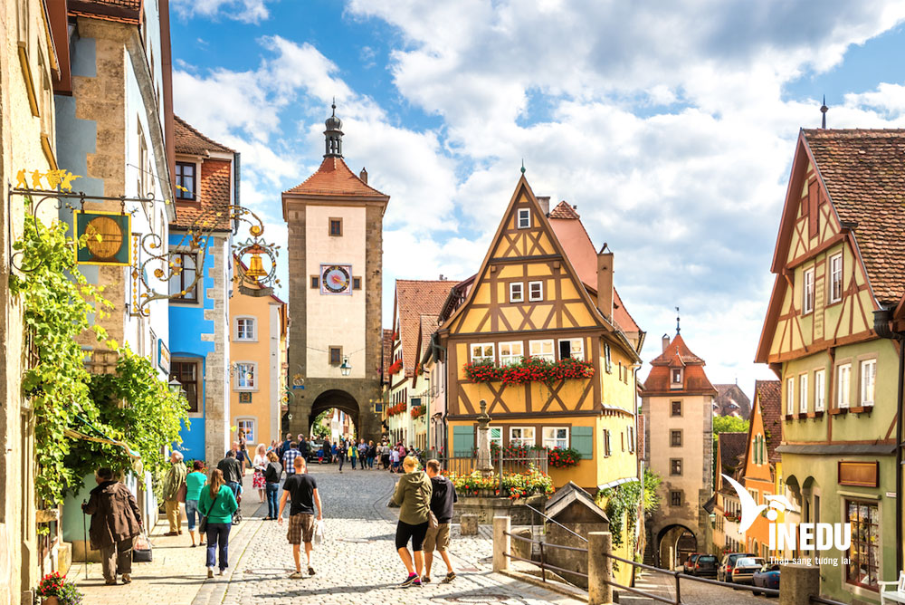 9 lý do khiến bạn không thể bỏ lỡ cơ hội du học Đức