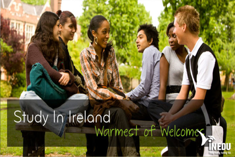 Điều kiện du học Ireland