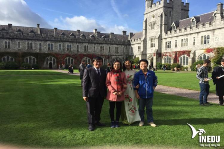 Kế hoạch học tập tại Ireland