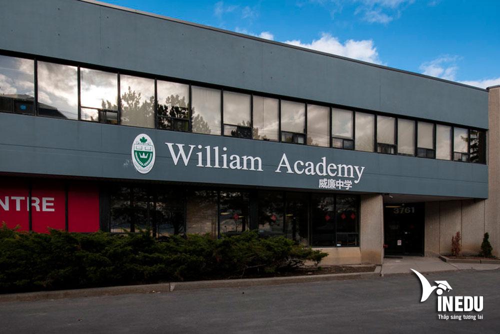 Chương trình học bổng của Tập đoàn giáo dục Giáo dục William, Canada
