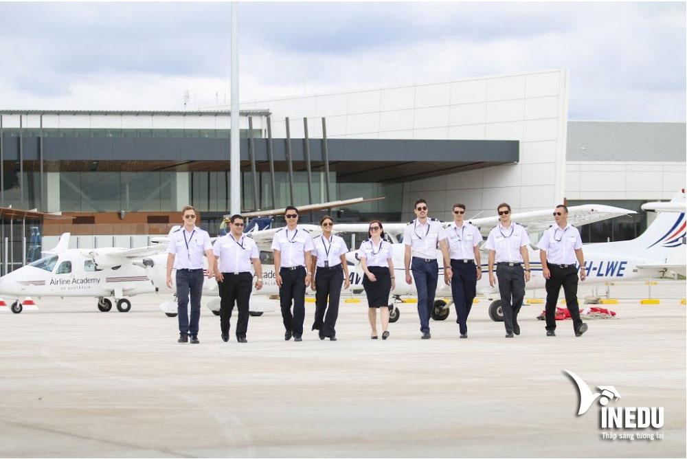 Du học Singapore ngành hàng không tại SHD Institute, không lo việc làm