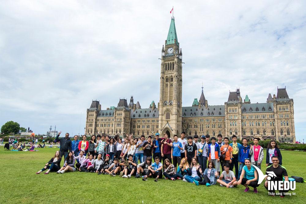 Chương trình du học hè trải nghiệm Canada - Trại hè xứ lá phong