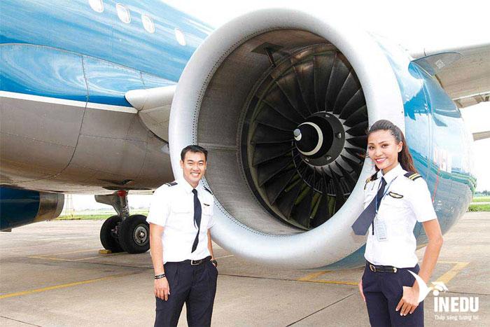 Du học Úc ngành phi công – Việc làm siêu triển vọng