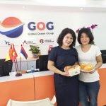 [GÓC VĂN PHÒNG] - Chị Vũ Ánh Nguyệt thăm và cám ơn VinEdu Hà Nội