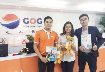 [GÓC VĂN PHÒNG] Gặp gỡ đại diện Đại học Quốc tế Stamford, Thái Lan