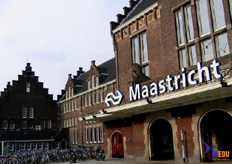 Một góc của đại học Maastricht