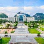 Học bổng tiếng Trung 1 năm tại Đại học Khoa học Kỹ thuật Quảng Tây