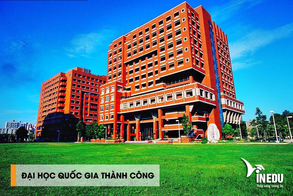 Học bổng toàn phần du học Đài Loan Đại học Quốc gia Thành Công