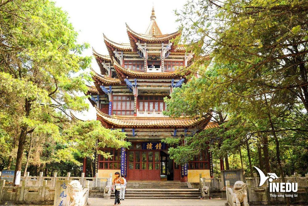 Học tiếng Trung miễn phí tại Học viện Năng lượng Vân NamHọc tiếng Trung miễn phí tại Học viện Năng lượng Vân Nam