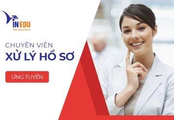 Tuyển dụng nhân viên Xử lý hồ sơ - Dịch thuật làm việc tại Hà Nội