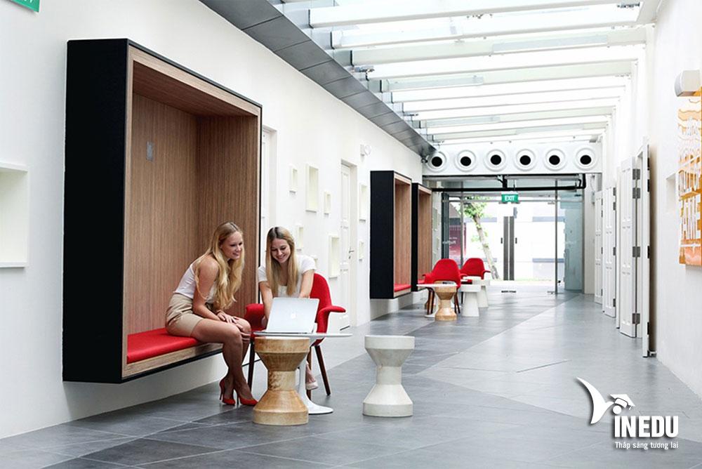 Viện thiết kế Raffles - Nuôi lớn tài năng ngành thiết kế sáng tạo