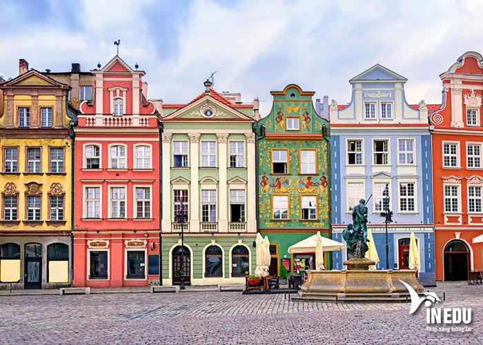 Giới thiệu vài nét về Ba Lan
