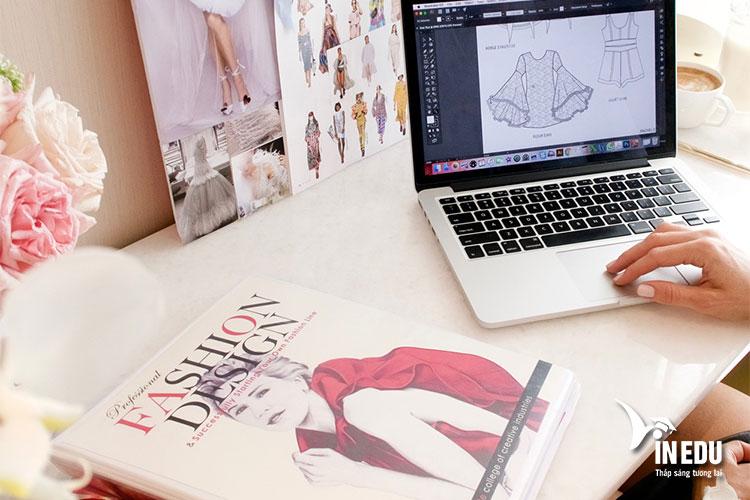 Cơ hội rộng mở khi du học Pháp ngành thiết kế thời trang