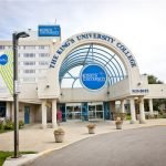 Đại học King's University College - Học bổng tự động 4.500CAD