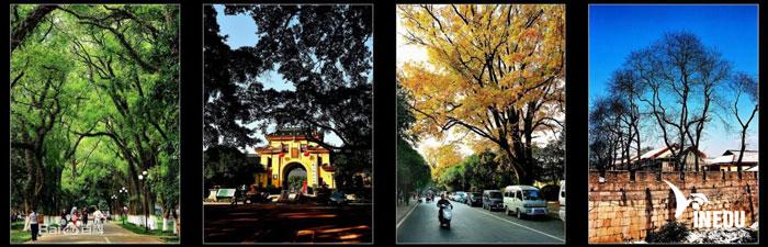 Đại học Sư phạm Quảng Tây – điềm đến du học Trung Quốc nổi tiếng!