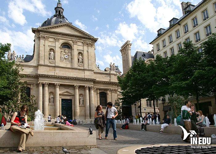 Các trường kiến trúc tại Pháp luôn được đánh giá cao