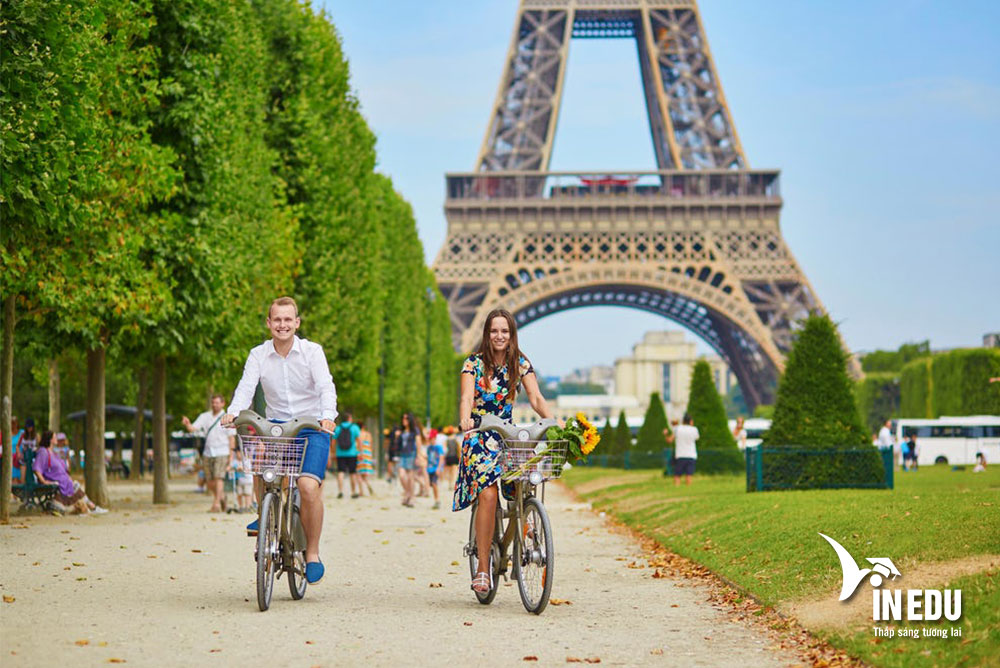 Du học Pháp mang đến cho bạn nhiều cơ hội rông mở trong tương lai