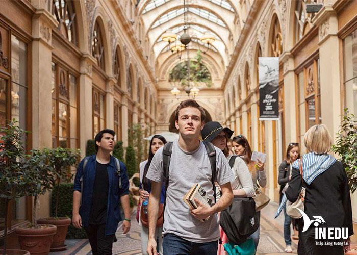 Du học Pháp là lựa chọn thông minh của giới trẻ hiện nay