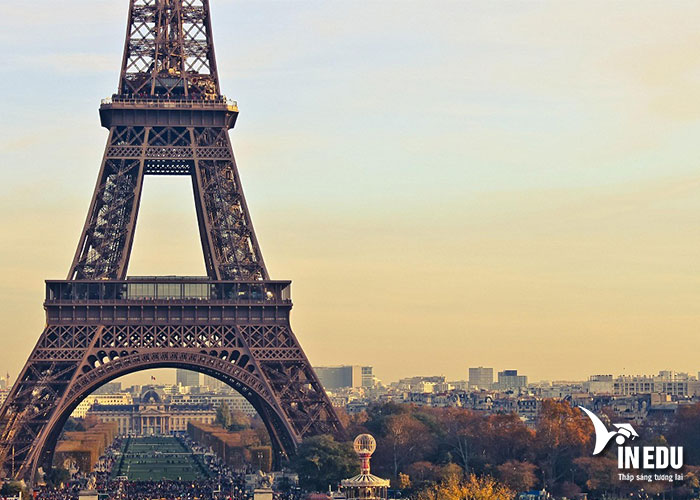 Du học Pháp bạn được hưởng chi phí giáo dục tốt nhất