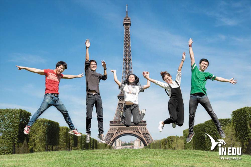 Du học Pháp - tại sao không?