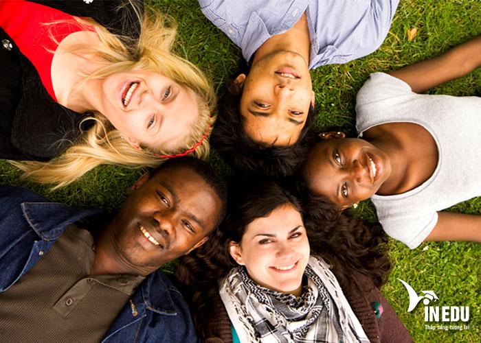 Nước Mỹ là quốc gia có văn hóa và ngôn ngữ đa dạng