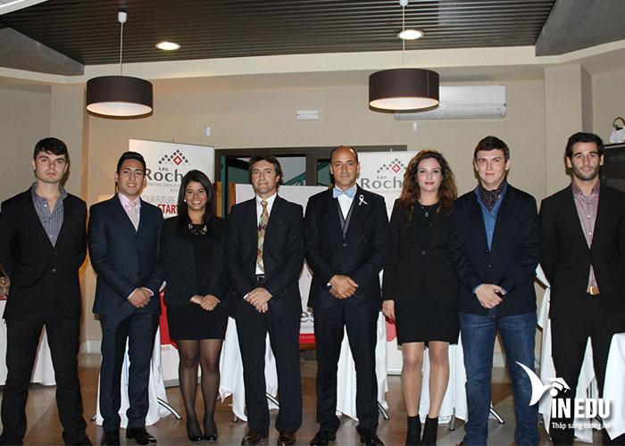 Les Roches Marbella thuộc top 16 các trường đào tạo ngành khách sạn tốt nhất thế giới