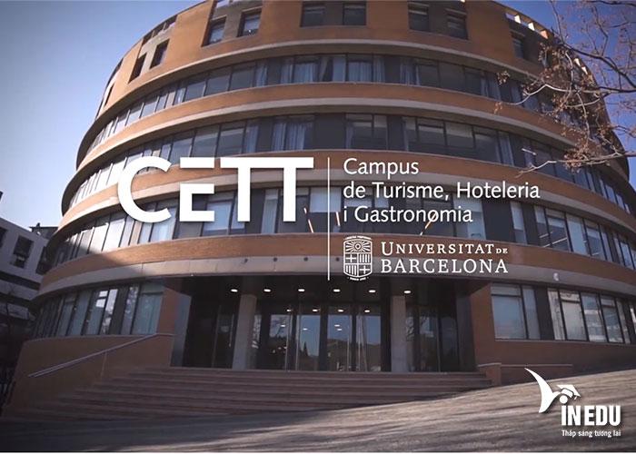 Học viện CETT là ngôi trường lý tưởng khi du học Tây Ban Nha ngành khách sạn