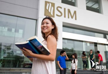 Học bổng 100% tại trường Singapore Institute of Management (SIM)