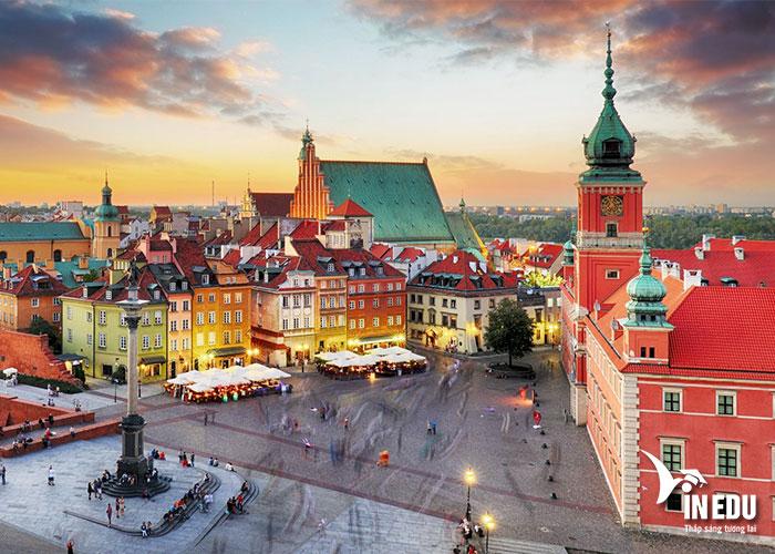 Du học Ba Lan là mong muốn của nhiều người