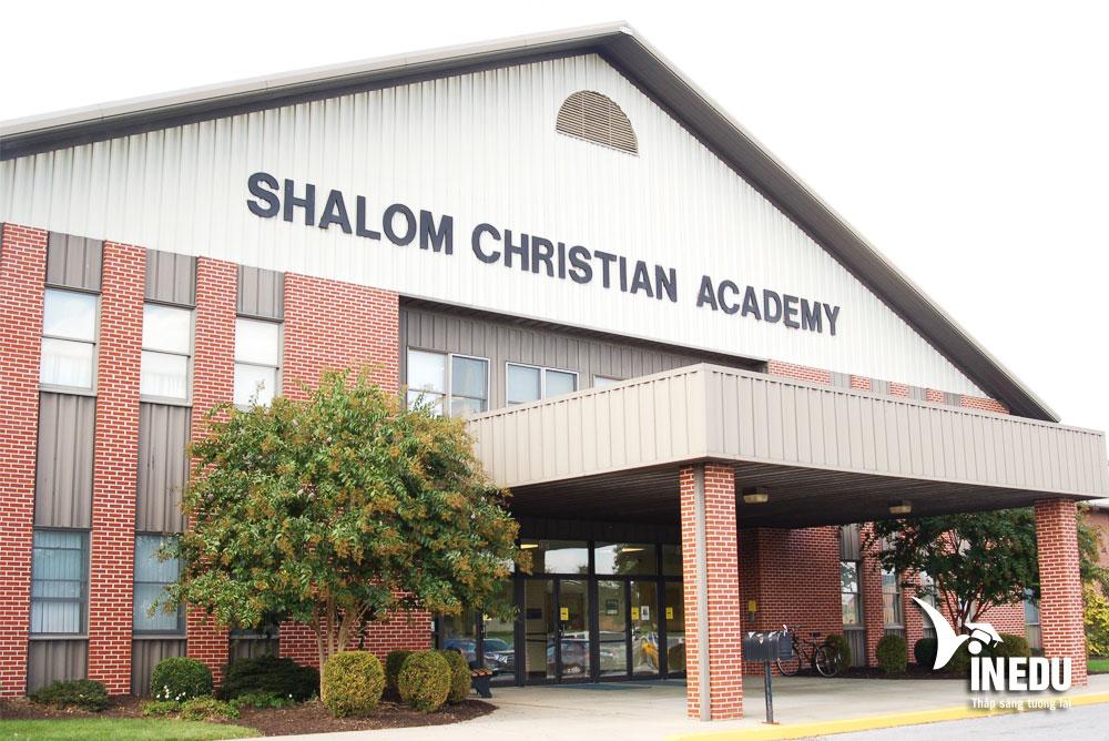 Học bổng du học Mỹ lên đến 10.000$ tại trường Shalom Christian