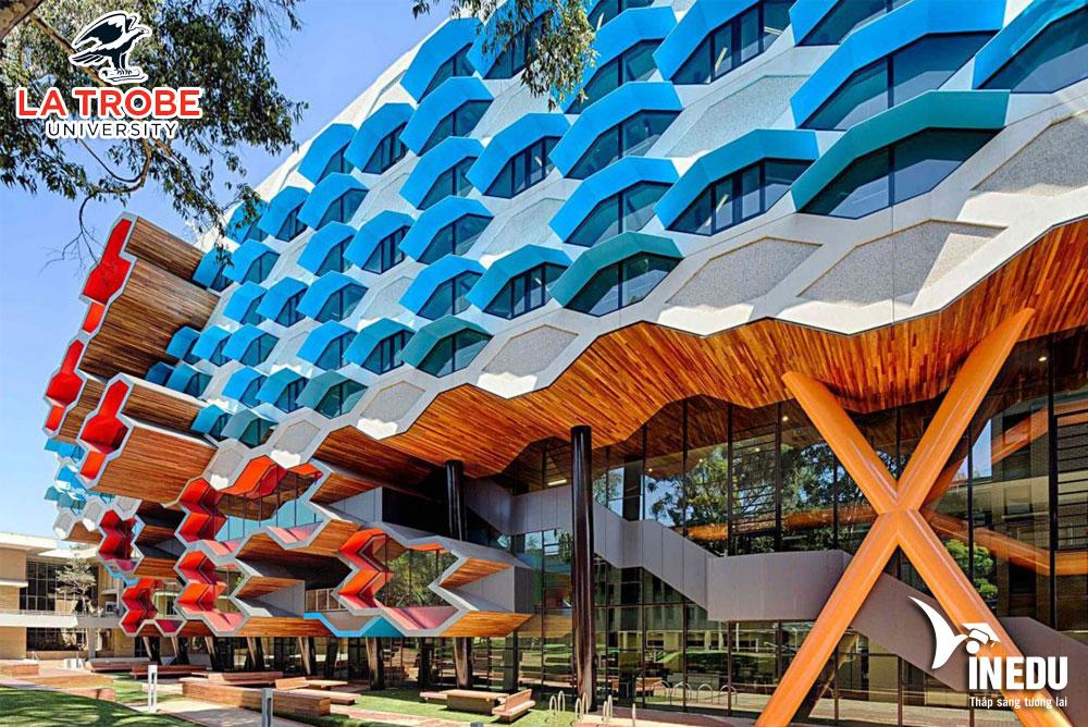 Học bổng du học Úc 100% - Trường La Trobe University Úc